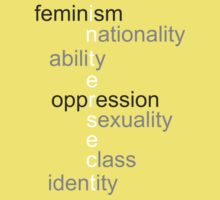 Feminism: Intersect by nathaylee