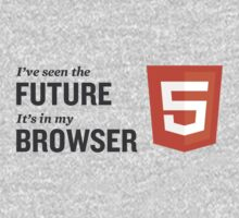 HTML5 Is The Future by Magnus Juhl