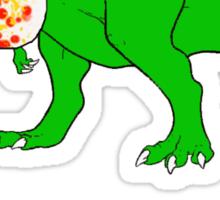 Messasaurus Sticker