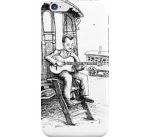 Django Reinhardt iPhone Case/Skin