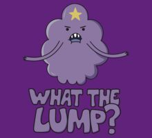 What the Lump!? by tdx00