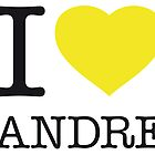 I ♥ ANDRE by eyesblau