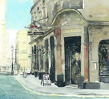 Edinburgh Pubs by Ross Macintyre