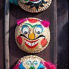 Bamboo Masks by magnetik