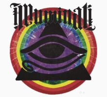 illuminati Colorfull by Markus Amstrup