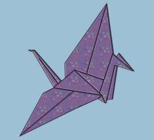 Origami Crane Kids Clothes