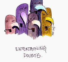 Entertaining Doubts by Marie D. Tiger Mikkonen