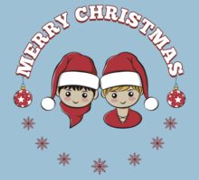 Merthur Christmas by sirwatson
