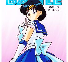 Sailor Moon - Sailor Mercury [Battle Card Edition - Samsung] by sandyw5