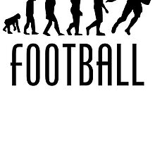 Football Running Back Evolution by kwg2200