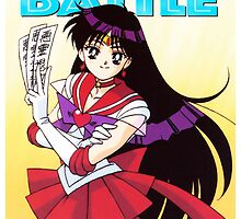 Sailor Moon - Sailor Mars [Battle Card Edition - Samsung] by sandyw5