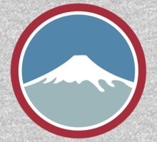 Mount Fuji by cadellin