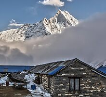 House in the Clouds by BCJourneys