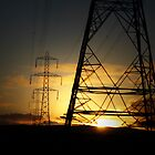 THE POWER THE SUNRISE by leonie7