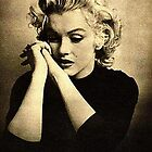 Marilyn Monroe Print by lucylovett4