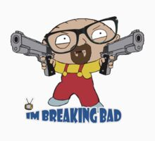stewie breaking bad  by Empan