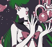Sailor Pluto - Setsuna Meoiu [Samsung Galaxy Edition] by sandyw5