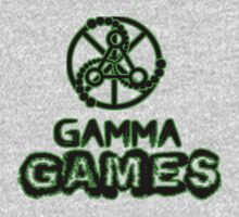 Gamma Games Logo by sarcasmlock