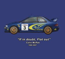 In Memory of Colin McRae by carsaddiction