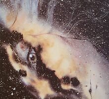 Cosmic OneNess Phone Case by PaulineHorricks