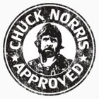 Chuck Norris Approved by Immortalized