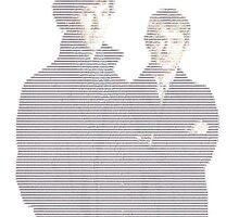 Sherlock BBC Textography Phone Case by Kelsey Church