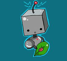 CuteRobot by DeePeeIllustr