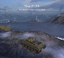 t-34 WW2 by ruff99