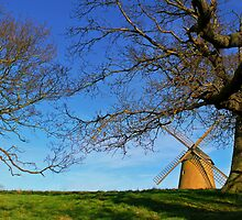 Bembridge Windmill by Sterling Creations Photography