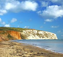 Culver Cliff, Sandown by Sterling Creations Photography