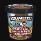 Ron Swanson's Ice Cream by Matthew Durigon