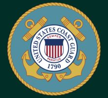 US Coast Guard Seal by cadellin
