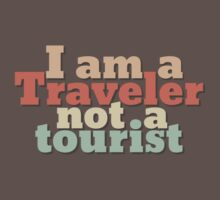 I am a traveler (not a tourist) by ontrip