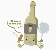 White Wine Buddy by PenguinPlot