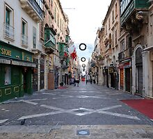 Republic Street (Valletta) by sgrixti