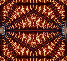 Geometric Patterns No. 2 by Mark Eggleston