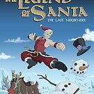 Legend of Santa by andyjhunter
