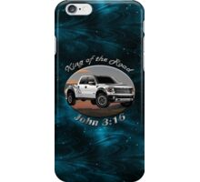 Ford F-150 Truck King Of The Road iPhone Case/Skin
