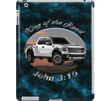 Ford F-150 Truck King Of The Road iPad Case/Skin