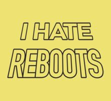 I hate reboots Kick-Ass style by Robin Lund