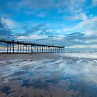 Saltburn Pier Blues by MartinWilliams