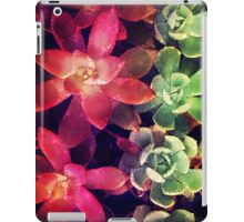Modern Terrarium Plants iPad Case/Skin