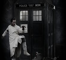 Dr Whoibble by StrangeDevotion