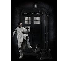 Dr Whoibble Photographic Print