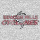 Beacon Hills Cyclones (Teen Wolf) by bittercreek