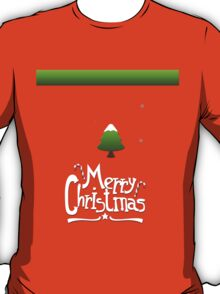 merry christmas cartoon T-Shirt