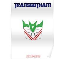 Joker and Transformers - Jokerons Poster