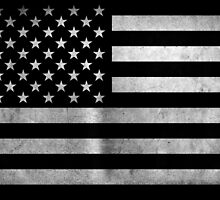 USA - Black&White by NicoWriter
