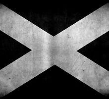 Scotland - Black&White by NicoWriter