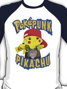 Poke' Punks - #25 Pikachu T-Shirt